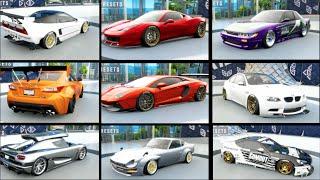 Forza Horizon 3 - ALL 19 Widebody Cars Showcased!
