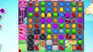 Candy Crush Saga Level 1354  No Booster