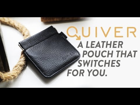 Quiver by Kelvin Chow   Available NOW