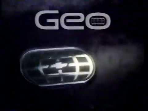 Pub Québec Geo Metro 1994