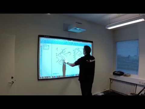 IQBoard DVT Interactive Whiteboard
