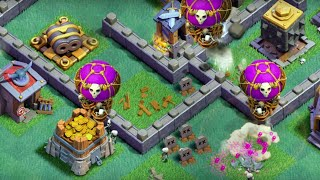 Clash of Clans Official Builder Hall 7 Update Trailer