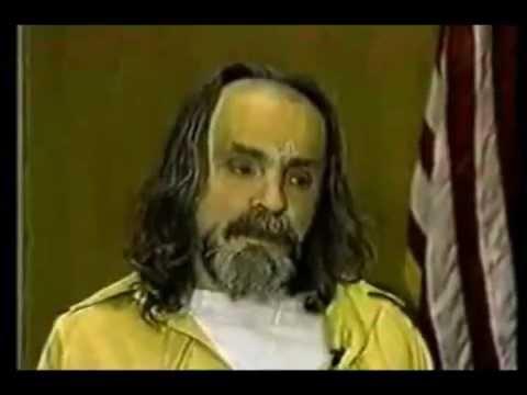 Charles Manson: Straight Razor