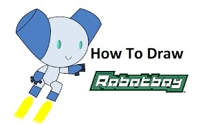 How to Draw Robotboy