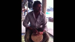 Indian drum / bongo tutorial: rhythms from the guru Altaf