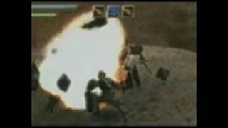 Bounty Hounds PSP Gameplay - In-Game Footage_2005_10_12
