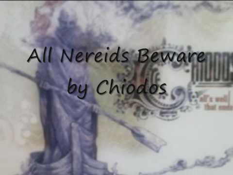 All nereids beware by chiodos with lyrics