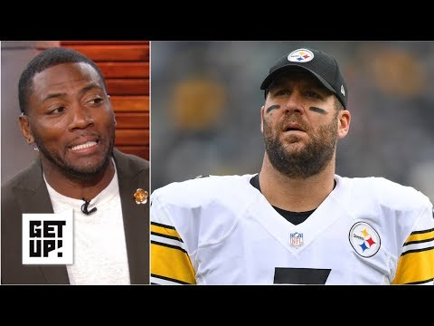 Ben Roethlisberger could be petty enough to fumble intentionally - Ryan Clark | Get Up!