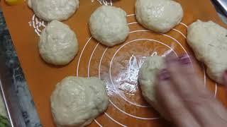 Жареные пирожки на кефире/быстро и вкусно!