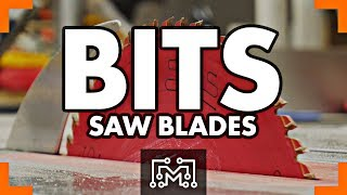 Saw Blades // Bits