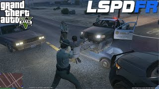 GTA 5 LSPDFR Police Mod Day 32 | Female Sheriff Patrol | So Lucky To Be Alive