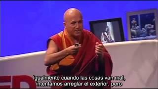 Felicidad versus placer. Matthieu Ricard, subtitulado en español
