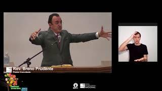 Elementos do caráter Cristão - Mateus 5:1-12, Rev. Breno Prudente 26/09/2021 NOITE