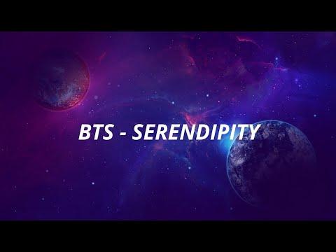 BTS (방탄소년단) 'Serendipity (Full Lenght Edition)' - Easy Lyrics [PRONUNCIACIÓN]