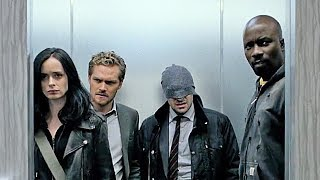 Marvel's The Defenders | official trailer #2 (2017)