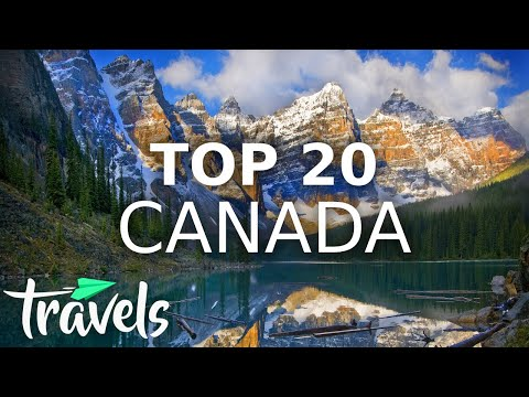 Top 20 Places to Visit in Canada