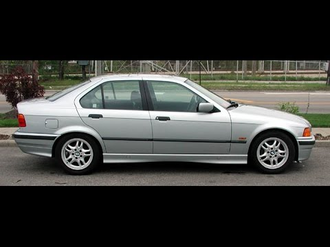 1998 Bmw 328i Silver E36 Youtube