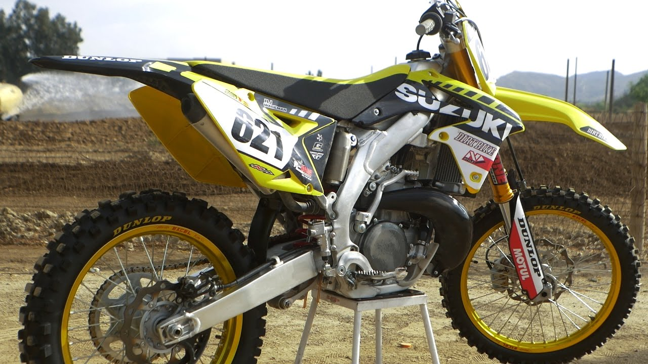 2018 suzuki 125.  125 2018 suzuki rm250 2 stroke  rm250ts  dirt bike magazine for suzuki 125 3