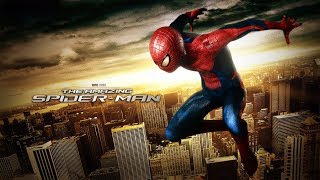 The amazing Spider-Man Pc gameplay | Spider-Man saving the city .