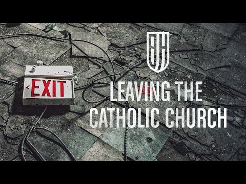 Leaving the Catholic Church