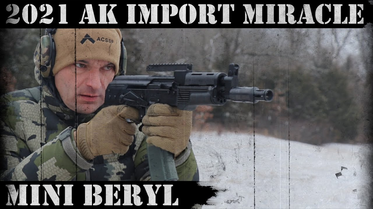 2021 AK Import Miracle: FB Radom Mini Beryl