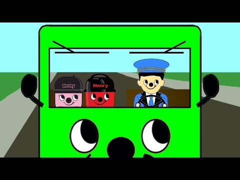 Henry Hoover - The Wheels On The Bus