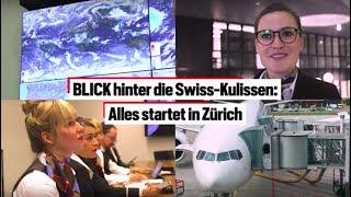 REPORTAGE – Mit der Swiss von Zürich nach Bangkok: Vor dem Flug