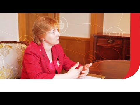 Regina Moran: How Ireland Works With Japan