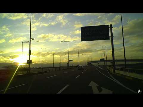 [HD] SLEX - South Luzon Expressway (Sunrise Over SLEX)
