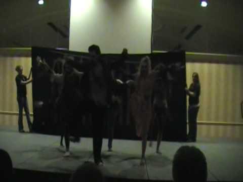 Thriller by Metcalfe County High School HOSA Talent Team