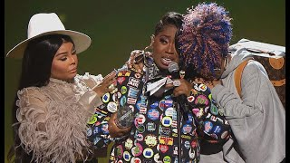Missy Elliott Breaks Into Tears During Speech | Urban One Honors