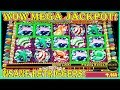 😲 WOW INSANE RETRIGGERS 😲 MEGA JACKPOT ON MYSTICAL MERMAID HIGH LIMIT SLOT MACHINE