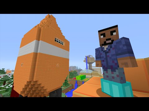Minecraft Xbox - Stampys Lovely World - Hunger Games w/Subscribers