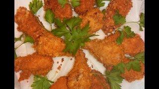Вкуснейшие куриные крылышки (как в KFC, только вкуснее) / Chicken wings KFC