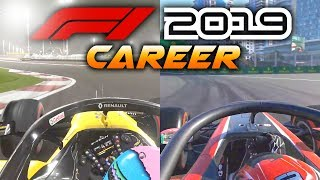 One of aarava's most viewed videos: F1 2019 Gameplay! Career Mode Details: DRIVER TRANSFERS?! TEAM ORDERS & DRIVER ACADEMY INTEGRATION!