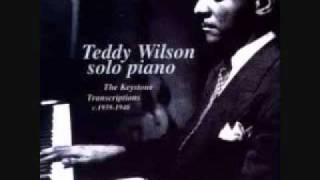 Bess,You Is My Woman Now by Teddy Wilson.wmv