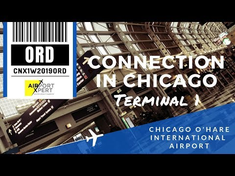 Connecting In Chicago Airport  | Connection Xpert | Chicago O'Hare (ORD)