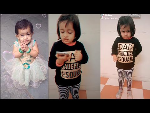 Cute Funny Baby Kids Tiktok Video | Tik Tok Hindi Funny Video