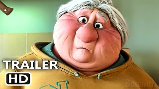RON'S GONE WRONG Trailer (2021) Animation, Comedy Movie