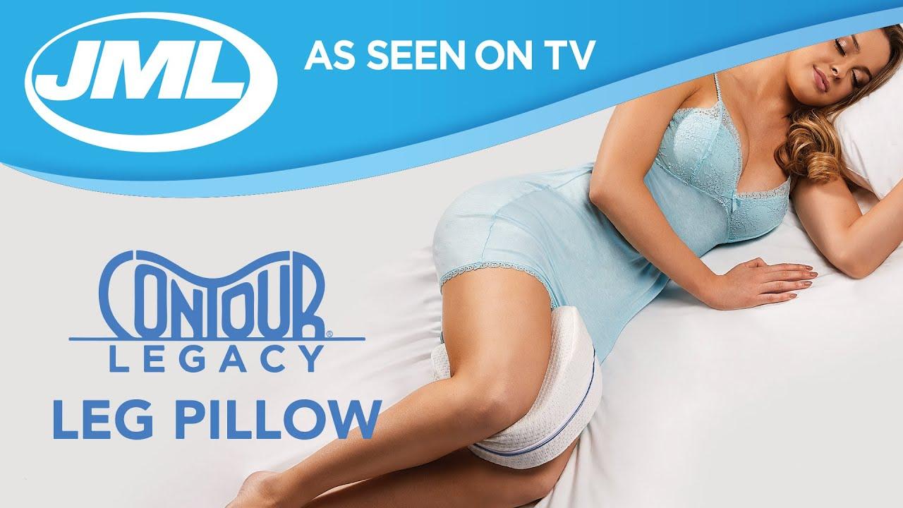 contour legacy leg pillow from jml
