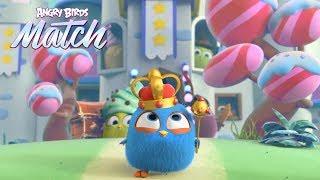 Angry Birds Match - Teaser trailer #1