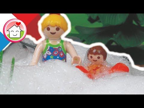 Playmobil en français L´Anniversaire de Lena en mousse - La famille Hauser / film pour enfants