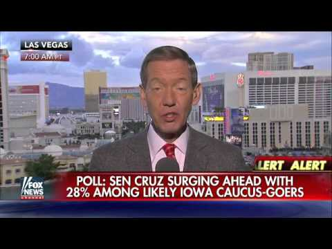 Poll shows Ted Cruz surging in Iowa