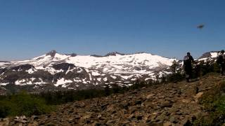 Mount Tallac, Lake Tahoe, El Dorado County, California - July 24th, 2011