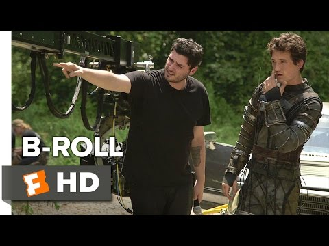 tastic Four BROLL 2015  MIles Teller, Kate Mara Superhero Movie HD