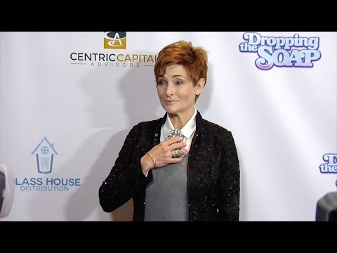 """Carolyn Hennesy """"Dropping the Soap"""" Premiere Red Carpet"""