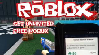 HOW TO GET FREE ROBUX ON ROBLOX 2017! NEW METHOD (100% WORKING) - Roblox Hack