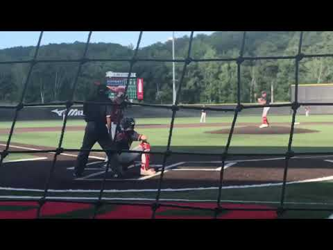 Quinn Madden Base Hit Off Of Tennessee Commit In Lakepoint, Georgia