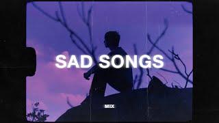 sad lofi songs for slow days (sad music mix)