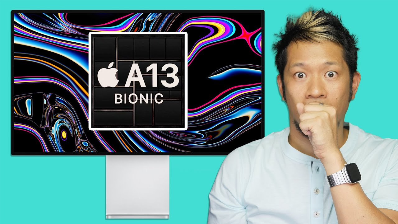 Apple Pro Display w/ A13 Chip in the works! New iPad Mini 6 & AirPods 3 details!